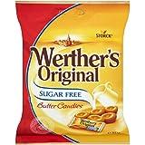 Werther's Original Sugar Free Butter Candies (80g) - Pack of 2