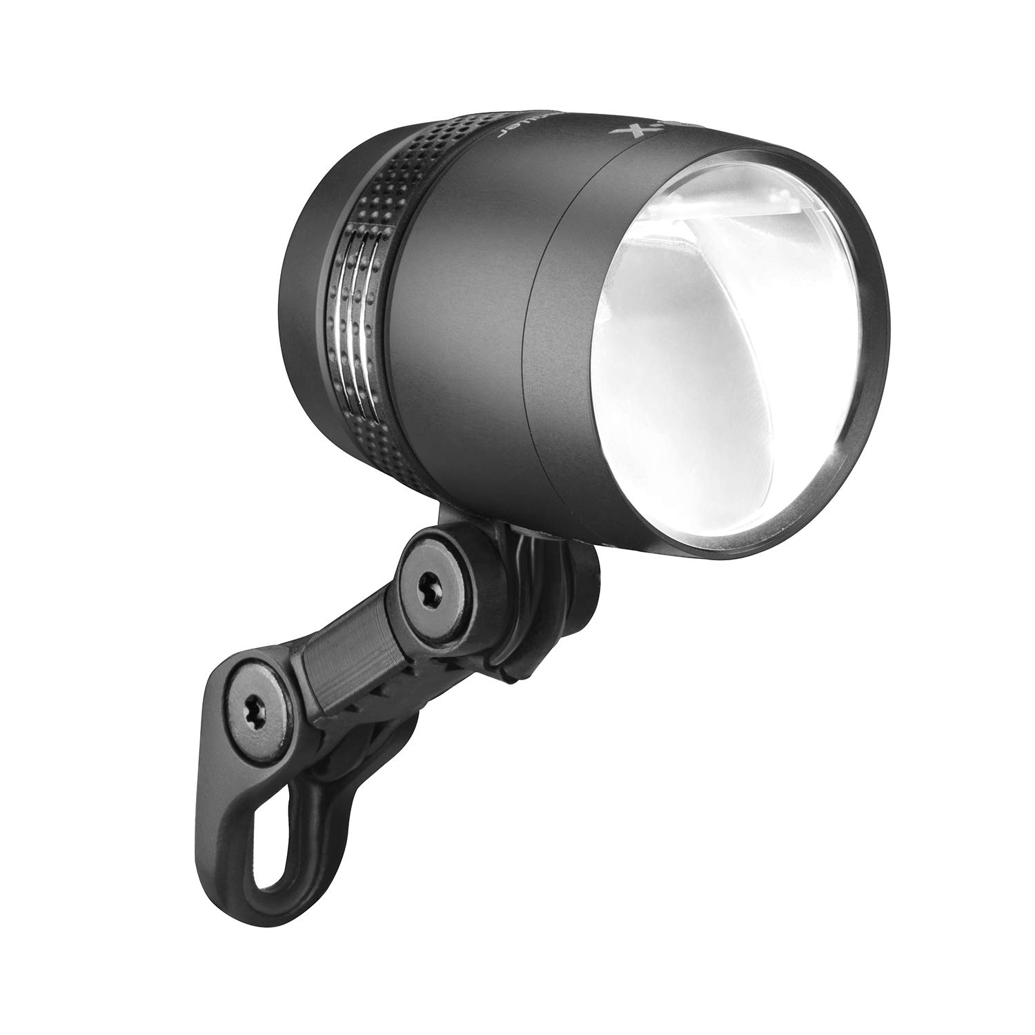 Busch M ller Lumotec IQ-X LED bicycle dynamo headlight black