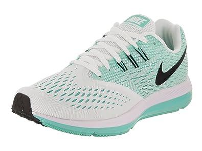 b85e93f0b47 Nike Women s WMNS Zoom Winflo 4 Low-Top Sneakers