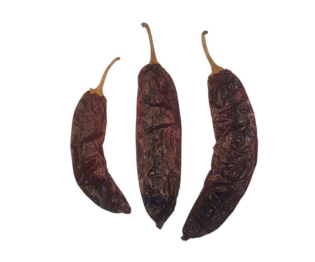 Dried Peppers 6 Pack Bundle - Ancho, Arbol, Guajillo, Pasilla, Chipotle, Cascabel Super Pack of Chiles by Ole Mission by Ole Mission (Image #7)