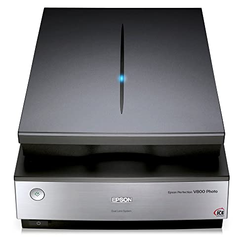 Epson Perfection V800 Film and Photo Scanner