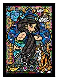 266-piece jigsaw puzzle Stained Art Aladdin Jasmine Stained-glass windows tightly series (18.2x25.7cm)