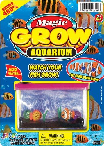 Ja-Ru Magic Grow Aquarium Party Favor Bundle Pack