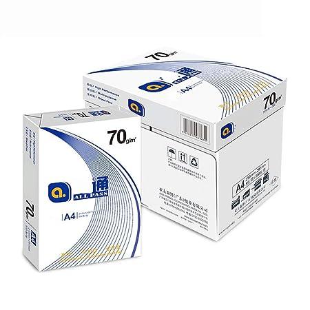 XIAOLULU-Office Papel para Impresora 8 Empaquetado Calidad del ...