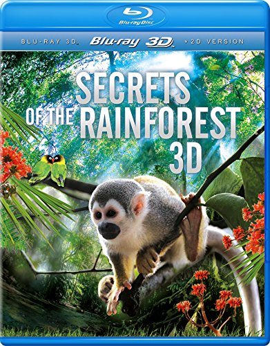 Secrets of the Rainforest 3d [Blu-ray] [Import]