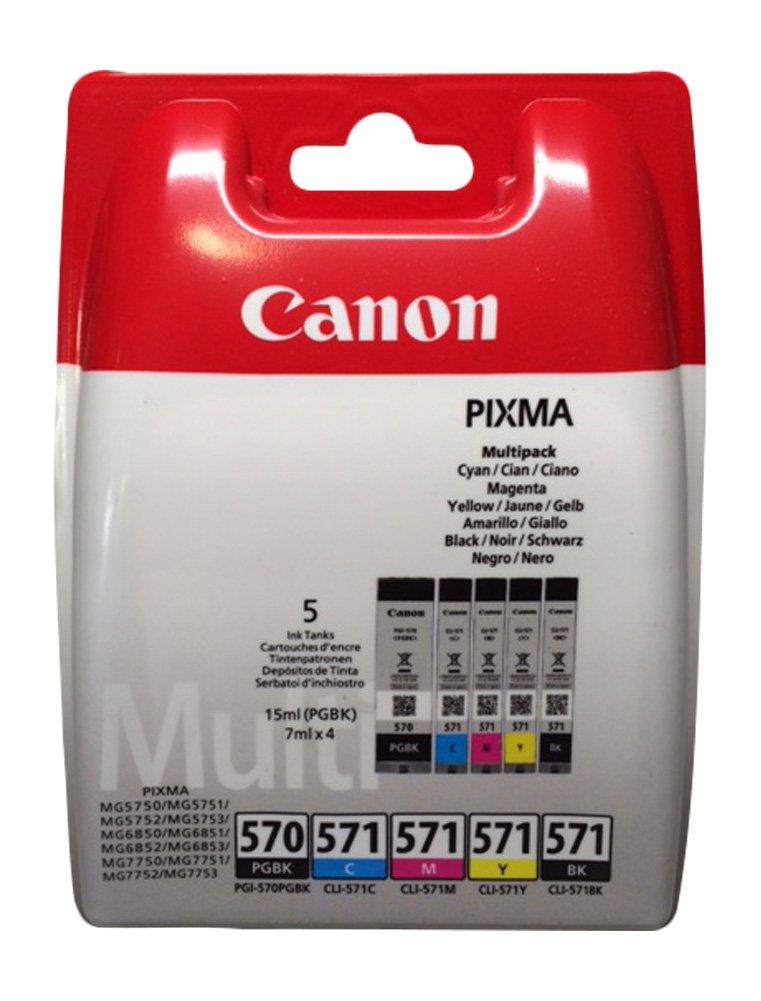 Cartuchos de impresoras para Canon Pixma ts5050, ts5051, ts5053 ...
