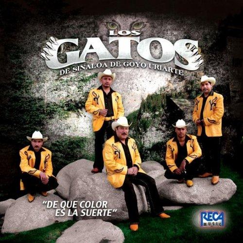 De Que Color Es La Suerte by Los Gatos De Sinaloa on Amazon Music - Amazon.com