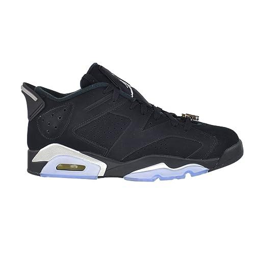 Nike Air Jordan 6 Retro Low, Zapatillas de Baloncesto para Hombre: Amazon.es: Zapatos y complementos