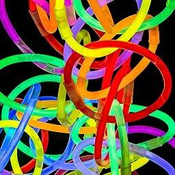 Glow Sticks 100 8\