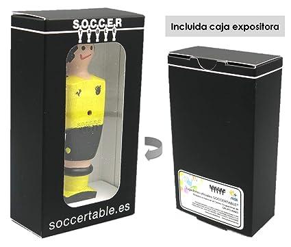Soccer Table SL- Individual Jugador de Futbolín Dormunt con imán ...