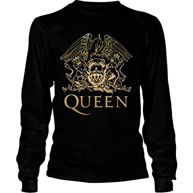 1bec72089 Queen - Band T Shirt, Freddie Mercury Shirt, Queen -British Rock Band -