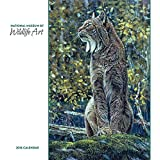 National Museum of Wildlife Art 2016 Wall Calendar