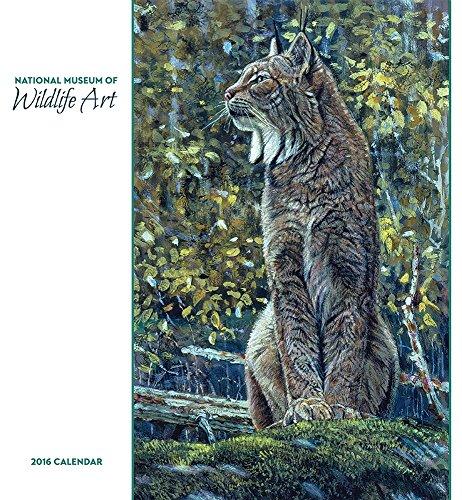 Wildlife Art Museum - National Museum Wildlife Art 2016 Calendar