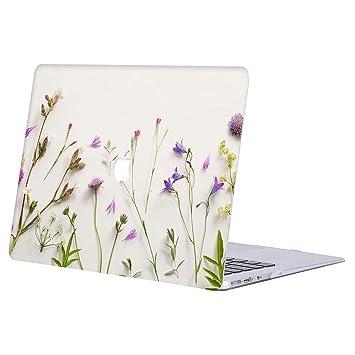 AJYX Funda MacBook 12 Pulgada, Carcasa Dura Shell Case para ...