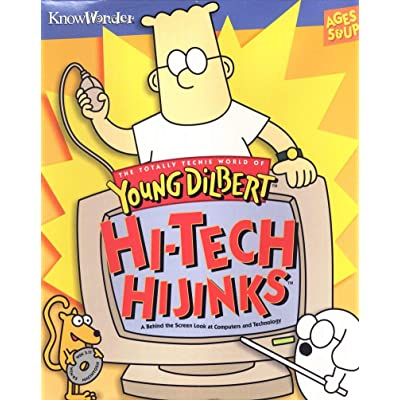 Young Dilbert Hi-Tech Hijinks (PC/Mac): Software