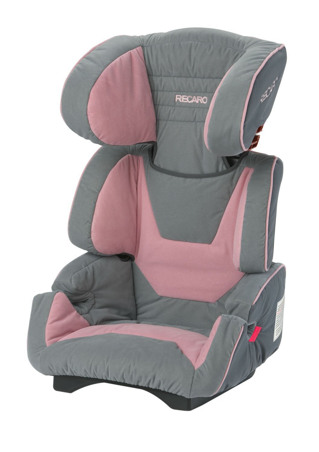 Recaro Vivo Child Booster Car Seat - Blush (Discontinued by Manufacturer)