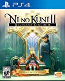 Video Games - Ni No Kuni II: Revenant Kingdom - PlayStation 4 Premium Edition