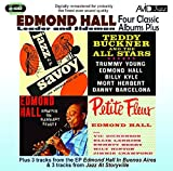 4 Classic Albums Plus - Edmond Hall Petite Fleur / Rumpus on Rampart St / Teddy