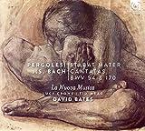 Stabat Mater / Cantatas Bwv54 & 170