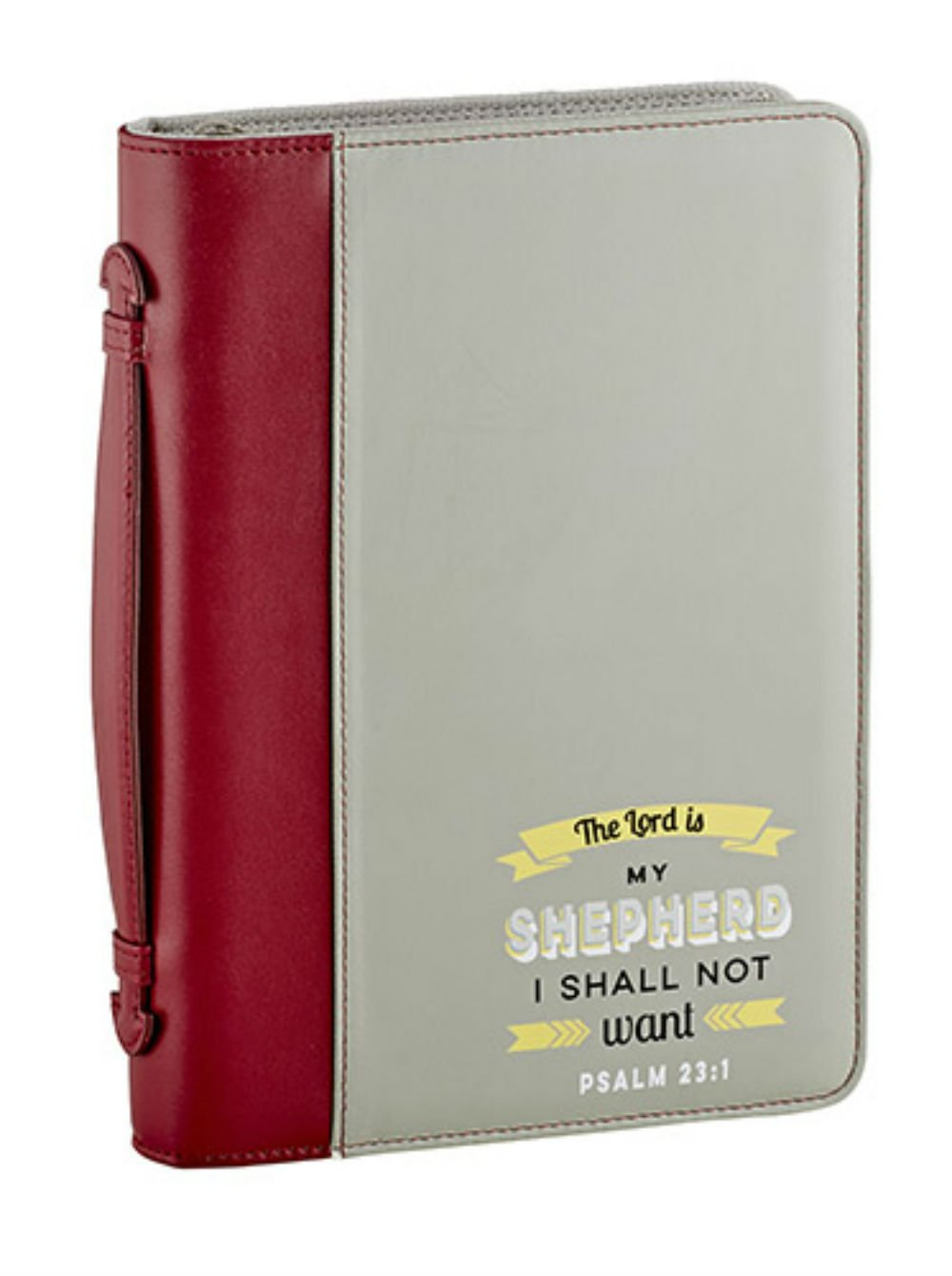 AT001 Set of 2 The Lord is My Shepherd - Bible Cover