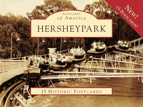 Hersheypark: 15 Historic Postcards (Postcards of America)