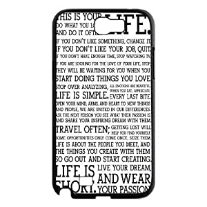 Start Simple Design Cheap Custom Hard Case Cover for Samsung Galaxy Note 2 N7100, Start Simple Galaxy Note 2 N7100 Case
