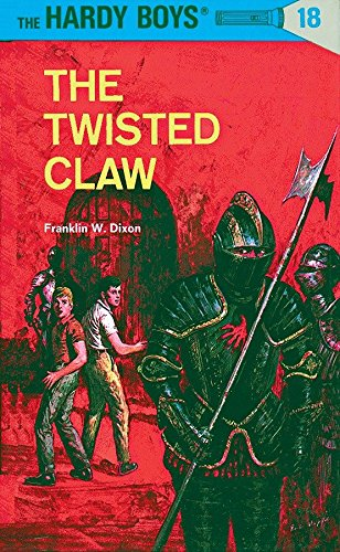 The Twisted Claw (Hardy Boys #18) pdf