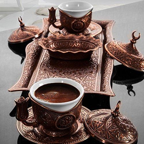 Ottoman-turkish-coffee-serving-set-espresso-latte-gaiwan-saucer-copper-disguise