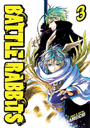 Battle Rabbits Vol. 3 [Yuki, Amemiya] (Tapa Blanda)