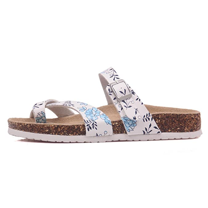 Amazon.com | Hufong 2018 Summer Slides Slippers Men Lovers Casual Sandals | Slippers