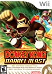 Donkey Kong Barrel Blast - Wii