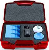 Life Made Better Storage Organizer - Compatible with Sphero 2.0 the App-Controlled Robot Ball and Accessories- Durable Carrying Case - Red