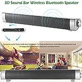 FidgetFidget Bluetooth Wireless TV Soundbar Speaker Sound Bar Home Theater Subwoofer AUX USB