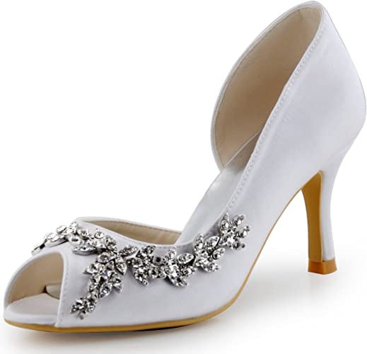 Elegantpark HP1542 Wedding Shoes for