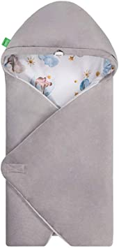 antiallergic Polyester nonwoven LULANDO Teddy Velvet Pillow from Art Collection line 28 cm x 28 cm 100/% Cotton Standard 100 by Oeko-Tex The Highest Quality Materials Forest