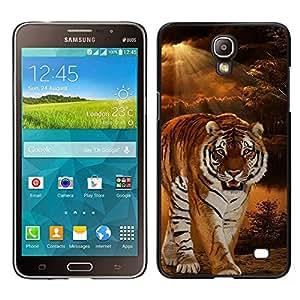 Stuss Case / Funda Carcasa protectora - Tiger Night Sunset Wilderness Ray Sun - Samsung Galaxy Mega 2