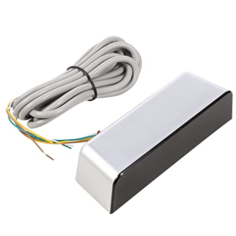 UHPPOTE AC/DC 12V-24V 24.125GHz Microonda Microwave Procesador Movimiento Detector Sensor Para