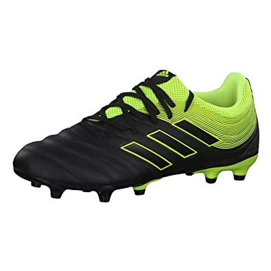 ecf48cca0 adidas Men's Copa 19.3 Fg Footbal Shoes, Solar Yellow/Core Black, ...