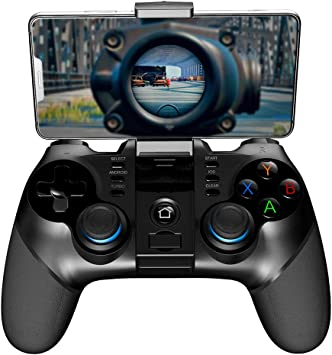 iPega PG-9156 Wireless Gamepad + Joystick + Soporte Game ...