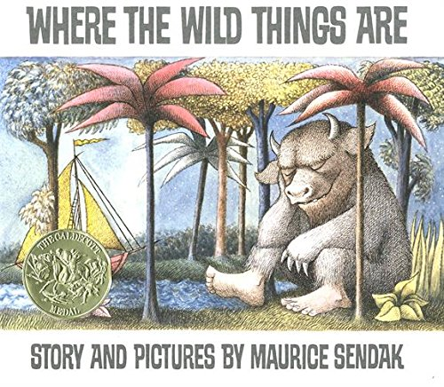 Where the Wild Things Are - Rare Childrens Books