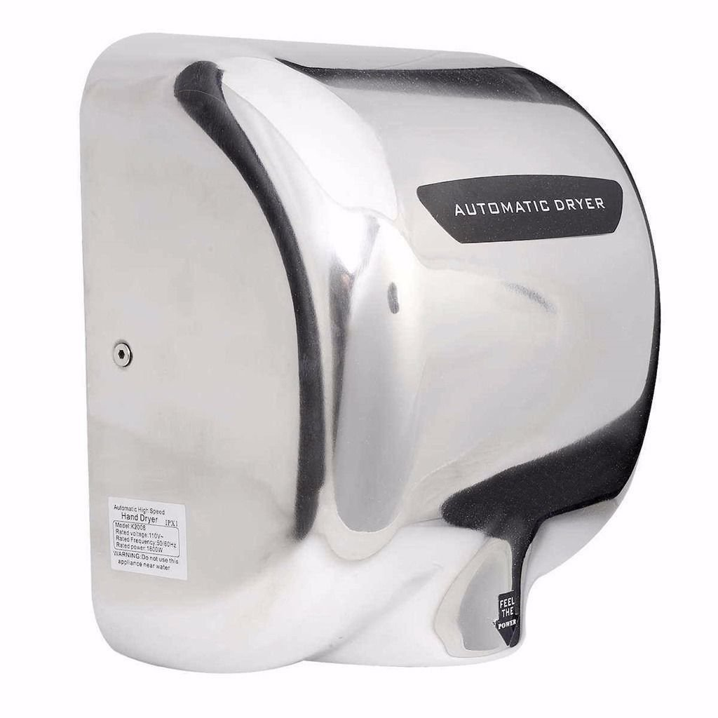 SZFMMY ® HEAVY DUTY HAND DRYER FAST ELECTRIC AUTOMATIC HOT WARM AIR DRIER COMMERCIAL WALL MOUNTED High Speed