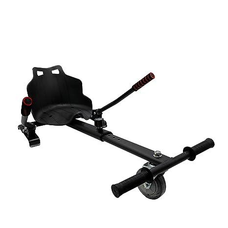 ELLBM Hoverseat Hoverkart para 2 Ruedas Accesorios de Scooter eléctrico con Equilibrio automático para Adultos /