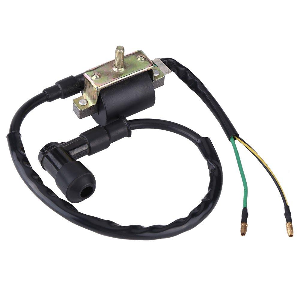 Ignition Coil CDI Box Regulator Rectifier for 110CC 125CC 140CC Trail Bike Dirt Bike Quad ATV