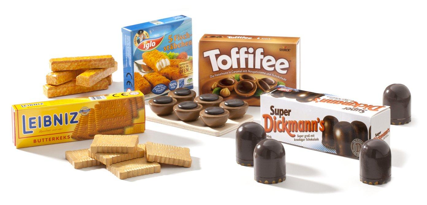 Tanner Spiel-Essen aus Holz