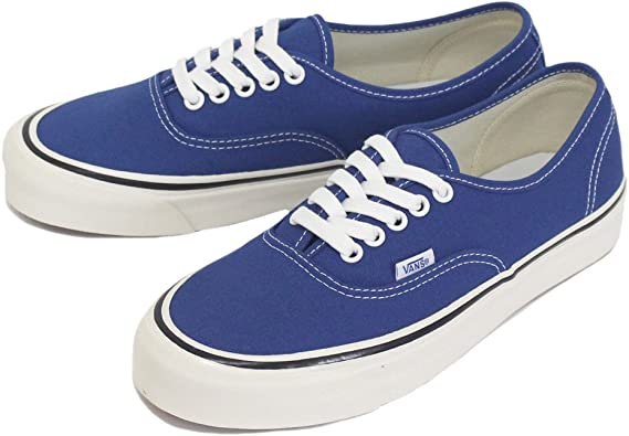 Vans Anaheim Factory Unisexe Authentic 44 DX Bleu/Blanc ...
