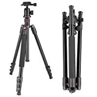 Amazon.com deals on Neewer Alluminum Alloy 62-in/158cm Camera Tripod