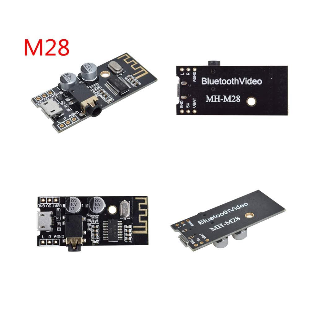 coflower Uscita Stereo Modulo Audio Bluetooth Modulo Universale Ricevitore Amplificatore 1vt6er4sg7wh4jl2D03