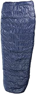 product image for Western Mountaineering Ponderosa MF Sleeping Bag: 15 Degree Down Navy Blue, 6ft 6in