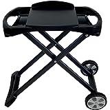 Traedgard® Trolley für Mobile Tischgasgrills, klappbar mit Rollen