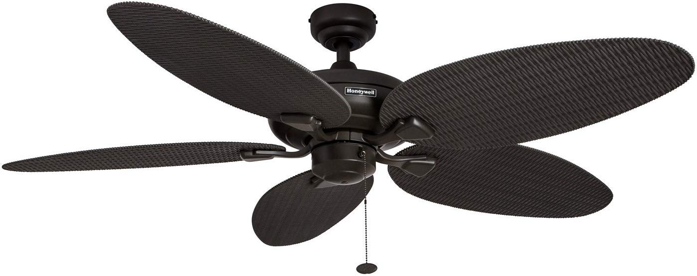 Honeywell Duvall 50201 Tropical Ceiling Fan